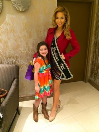 The 2015 Louisiana Association of Fairs and Festivals Pageant