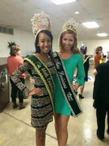 The 2015 Boudin Festival Pageant, Featured: Louisiana Pecan Festival Queen