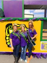 The 2015 Scott Mardi Gras Parade