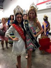 The 2015 Cajun Hot Sauce Festival Pageant; Featured: 2015 Breaux Bridge Crawfish Festival Queen