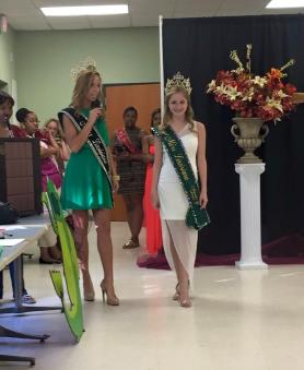 The 2015 Washington Catfish Festival Pageant