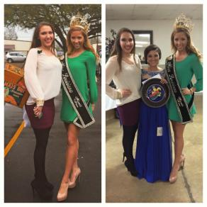 The 2015 Boudin Festival Pageant