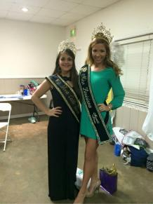 The 2015 Boudin Festival Pageant, Featured: Teen Louisiana Cattle Festival Queen
