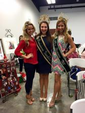 The 2015 Cajun Hot Sauce Festival Pageant; Featured: Louisiana Yambilee Queen, and former Miss UL-USA, Louisiana Swine Festival and Iowa Bunny Festival Queen.