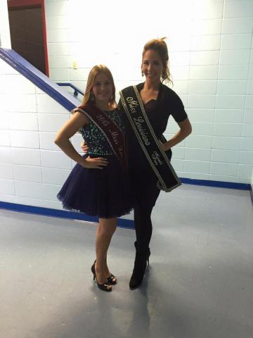 2016 Miss Lake Arthur Pageant