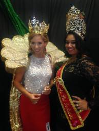 The 2015 Miss Louisiana Mardi Gras Pageant , Featured: Lecompte Pie Festival Queen