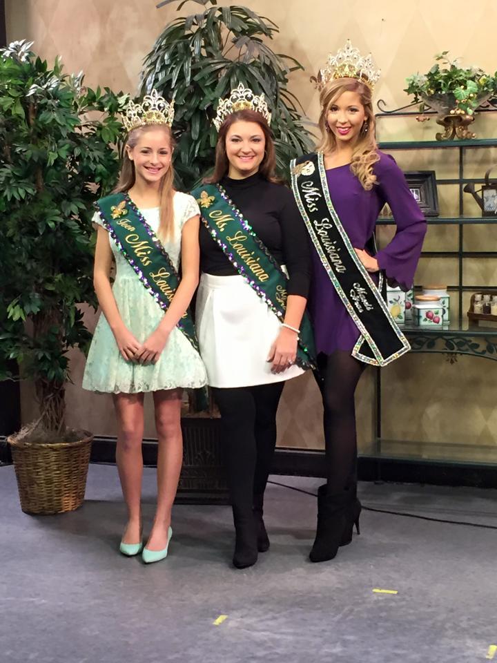 2015 Miss Louisiana Mardi Gras (4/6)