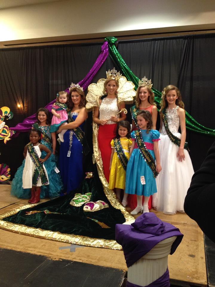 2015 Miss Louisiana Mardi Gras (2/6)