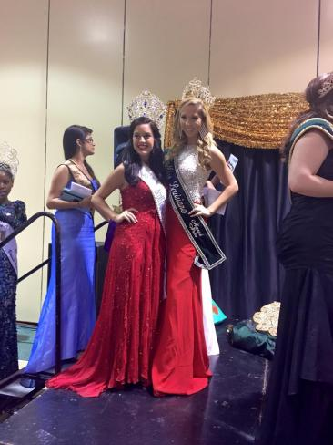 The 2015 Rayne Frog Festival Pageant, Featured: The 2015 Scott Boudin Festival Queen
