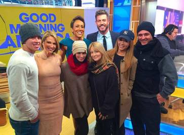 Mikala Morgan on ABC's Good Morning America
