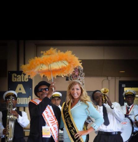 New Orleans - Mikala Morgan Louisiana Festiva Queen