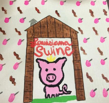 Mikala Morgan - LA Swine Festival Queen