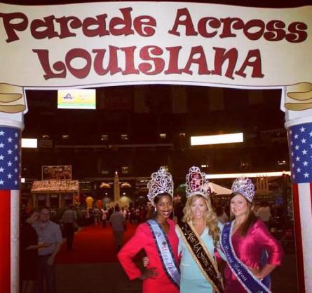Louisiana Festival Queens