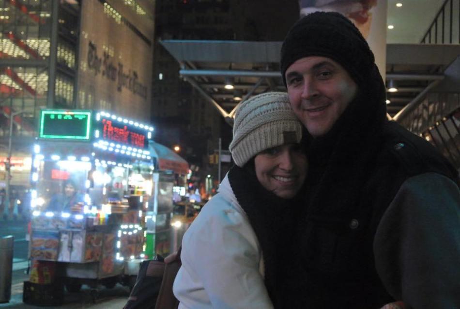Misty & Terrance Morgan, my amazing parents!