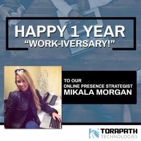 Mikala Morgan Louisiana