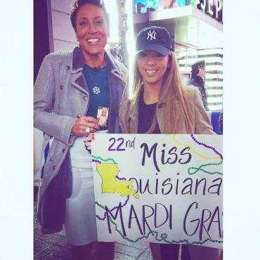 Mikala Morgan On Good Morning America | Miss Louisiana Mardi Gras
