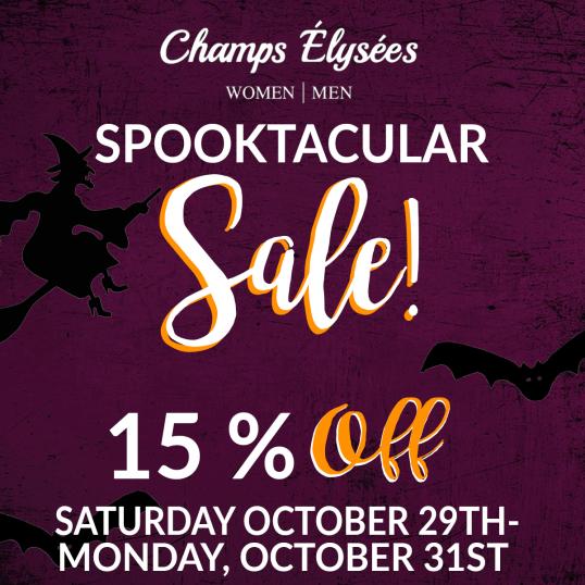 Halloween Sale Graphic