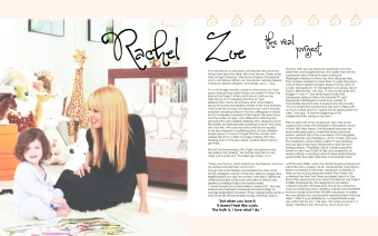 Magazine 2-spread Design