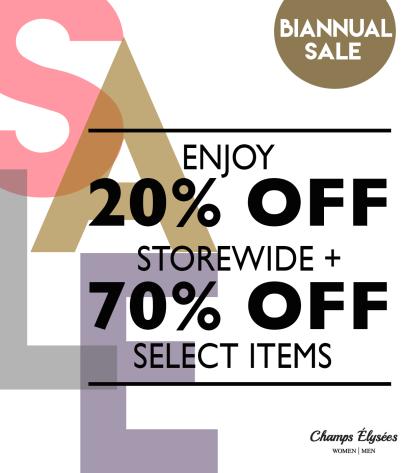 Fashion Boutique Sale Flyer